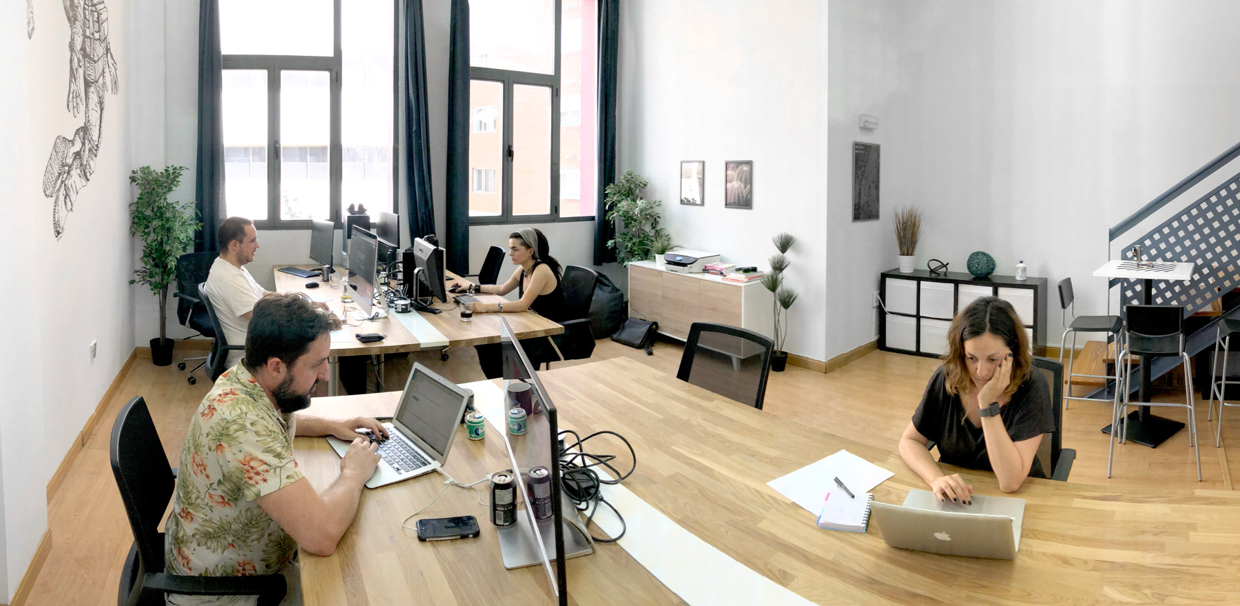 w8rk – Coworking in Motion